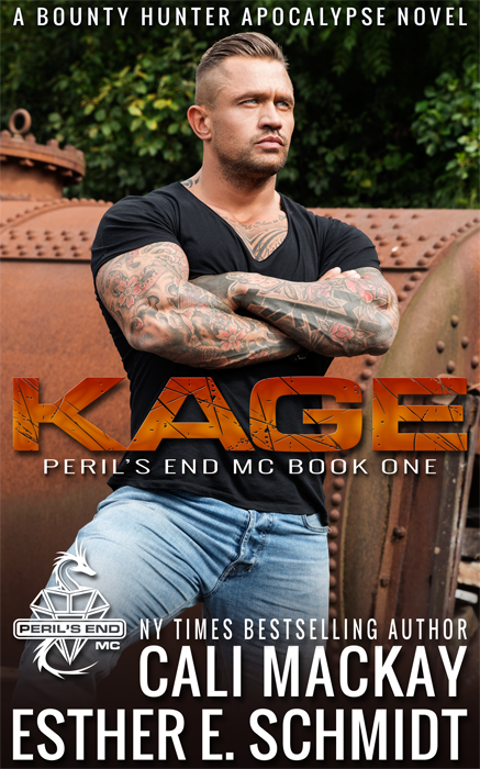 #CoverReveal Kage (Peril's End #1) by Cali McKay & Esther Schmidt